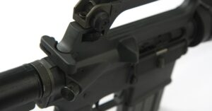 """Man Wielding """"Evil"""" AR-15 Stops Knife Attack, Saves Two Lives"""