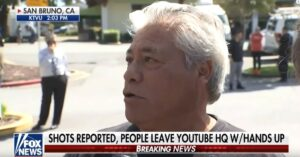 """I Didn't Have A Gun On Me, But I Wish I Did"" – YouTube Shooting Witness"