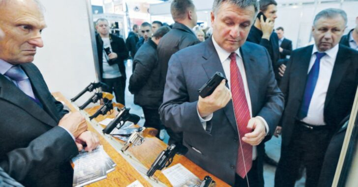 Citizens in Ukraine are Pushing for Gun Rights