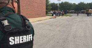 School Resource Officer Stops School Shooting In Ocala, Florida On Friday, No Media Praise