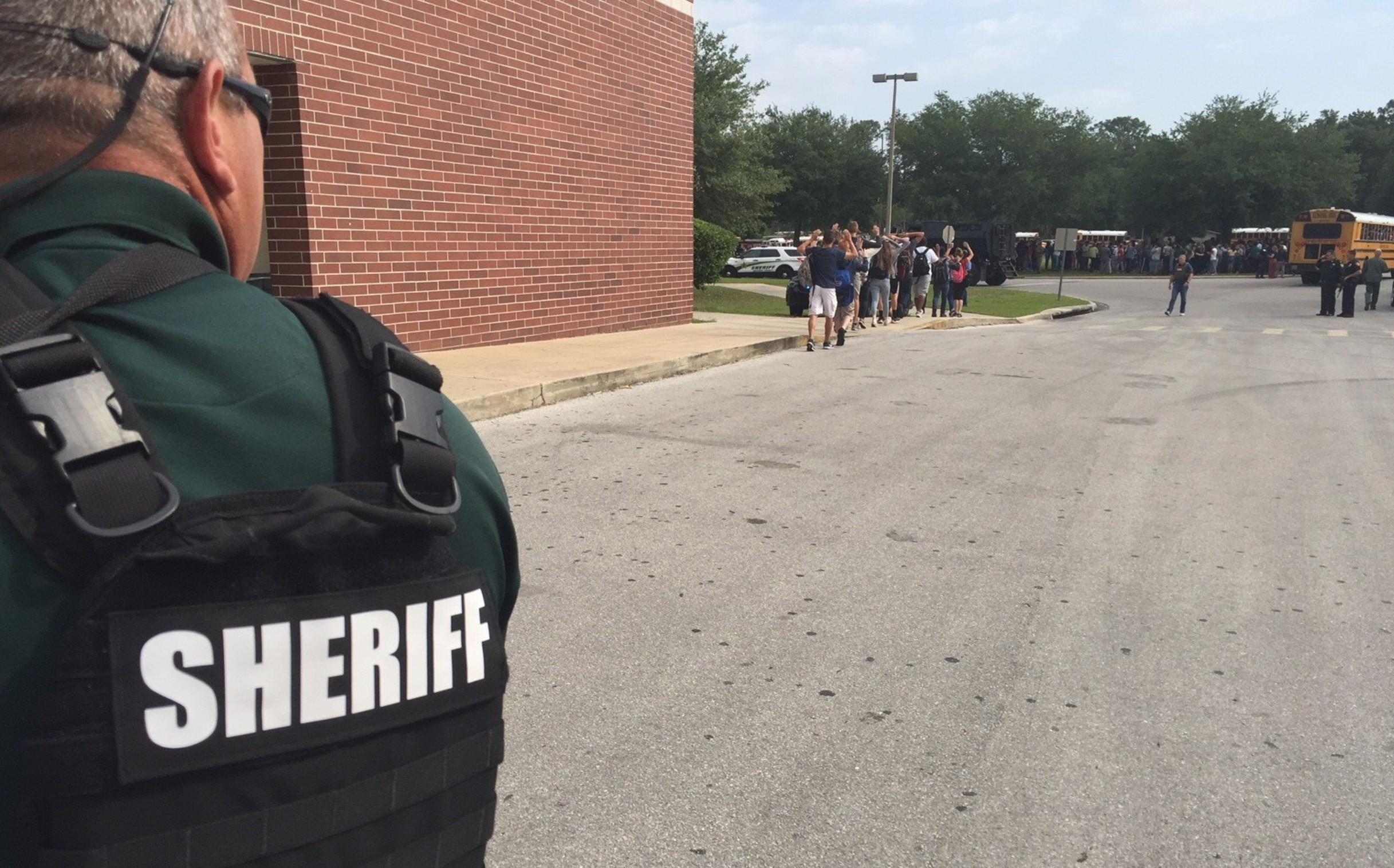 School Resource Officer Stops School Shooting In Ocala, Florida On Friday, No Media Praise