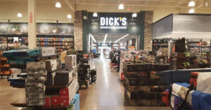 Dick's Sees A Huge Slump. Are They Going Limp?