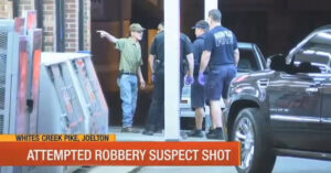 Armed Gas Station Clerk, Who Is Also A Marine Veteran, Shoots Suspect Trying To Rob Him