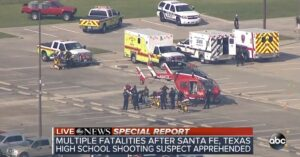 LIVE: School Shooting In Texas Leaves At Least 8 Dead, Suspect In Custody