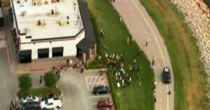 BREAKING: Armed Citizen Shoots And Kills Gunman Who Opened Fire Inside Oklahoma Restaurant