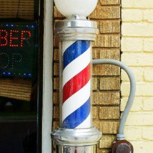 Barber pole 2