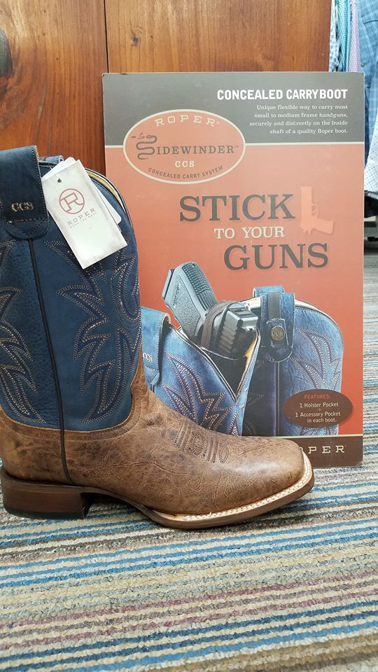 69b2865d019 Concealed Carry Boots? They're Out There, And I Shouldn't Be ...