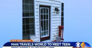 Man Travels Half Way Around The World To Meet 14-Year-Old Girl, But The Girl's Mother Shoots Him