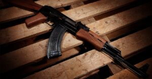 Pair of Thugs Dead After Storming the House of an AK-Wielding Homeowner