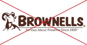 BREAKING: YouTube Pulls Plug On Major Firearms Company Brownells
