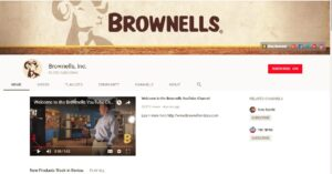 WE DID IT!! Brownells YouTube Account Back in Action