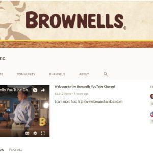 Brownells restored