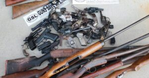 Gun Group Turns in Broken Guns for Cash, Funding NRA Kids' Camp With Gun Buyback