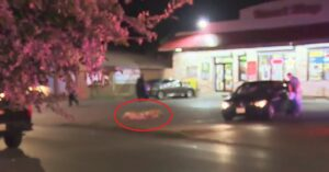 Convenience Store Shootout Results In Parking Lot Body Bag