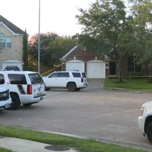 Texas home invasion