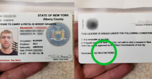 Update On New York State Non-Resident Permit: It's Official. Officially.
