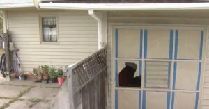 Man Tires Breaking Into Two Homes Unsuccessfully, Get's Shot At Third Home