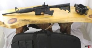 Rifle Raffle To Support DA's Reelection Sends People Into A Frenzy
