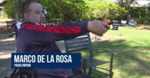 USA Shooting Presented by 4Outdoors: Episode 2 – The Story of Marco De La Rosa, a Paralympian Shooter