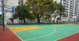Security Guard Forced to Shoot After Mob Attacks Him Over a Basketball Court