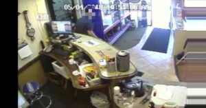 [VIDEO] Pawn Shop Clerk Turns Tables On Armed Robbers, Killing One With Concealed Firearm