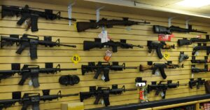 Report: Civilians Bought More Guns in the Last 2 Months Than the Military Has In Total
