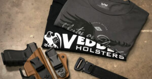 Submit Your #DIGTHERIG For A Chance To Win Great Prizes From Vedder Holsters