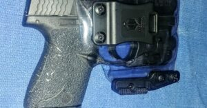 #DIGTHERIG – SoCalJack and his Smith & Wesson Shield 9mm in a Freedom Holsters Holster