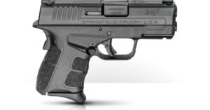 Springfield Armory Introduces the New XD-S Mod.2 Pistol in 9mm