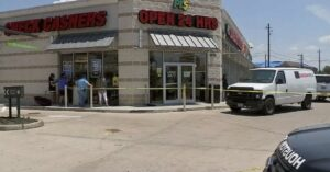 Armored Truck Guard Kills Suspect Who Managed To Grab Bag Of Cash