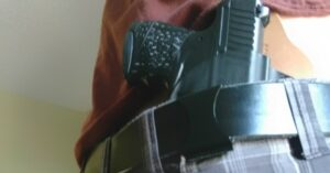 #DIGTHERIG – Matt and his Walther PPS M2 LE in a Vedder Rapid Tuck Holster