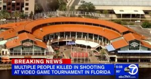 UPDATED: 2 Dead, 9 Injured in Madden Tournament Shooting in Jacksonville