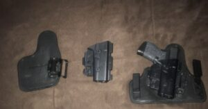 #DIGTHERIG – Dylan and his Glock 43 in an Alien Gear Holster