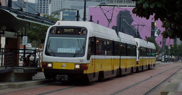 DART train