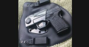 #DIGTHERIG – Mark and his XDS 9mm 3.3 in a N82 Holster