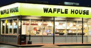 Waffle House Robber Drops BB Gun After Being Shot By Armed Customer