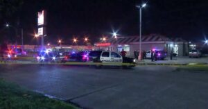 Armed Robber Shot And Killed After Opening Fire Inside Houston Whataburger Restaurant