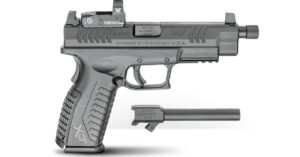 Springfield Armory Introduces It's New XD(M) OSP 9mm Pistol