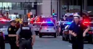 3 Killed, Suspect Dead in Cincinnati Shooting