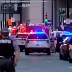 Cincinnati shooting