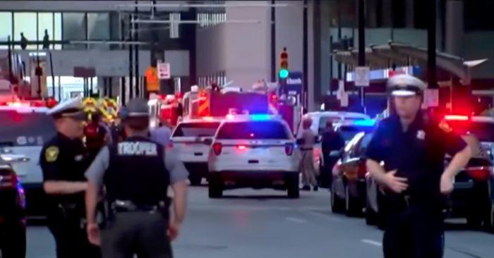 Cincinnati shooting