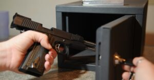 Man Wakes Up to Find Thug Stuck In His Window, Sprints to Gun Safe