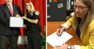 School Superintendent Becomes Police Officer So That She Can Carry A Firearm At School