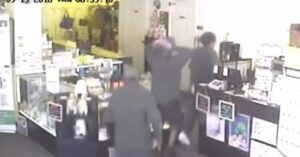 Concealed Carrying Employee Stops Armed Robbers In Their Tracks