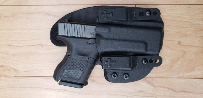 """HOLSTER REVIEW] """"The Reckoning"""" Holster by CrossBreed"""