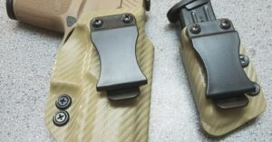 #DIGTHERIG – Jeremy and his Sig Sauer P320c in a Custom Holster