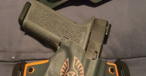 #DIGTHERIG – David and his Polymer80 PF940v2 in a Custom 3i Holster