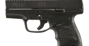 SAFETY RECALL: Walther Arms Recalls Some Of It's PPS M2 Pistols