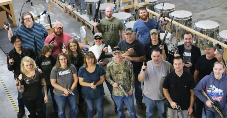 WINNING: Company Gives Away Guns To All Employees, May Be The Safest Business In America