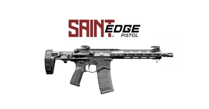 Springfield Armory's New SAINT Edge Pistol is Making People Drool